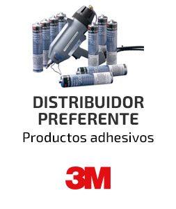 Fustier distribuidor preferente de productos adhesivos 3M