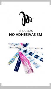 Equip 3000 fabricación de etiquetas no adhesivas 3M para múltiples aplicaciones