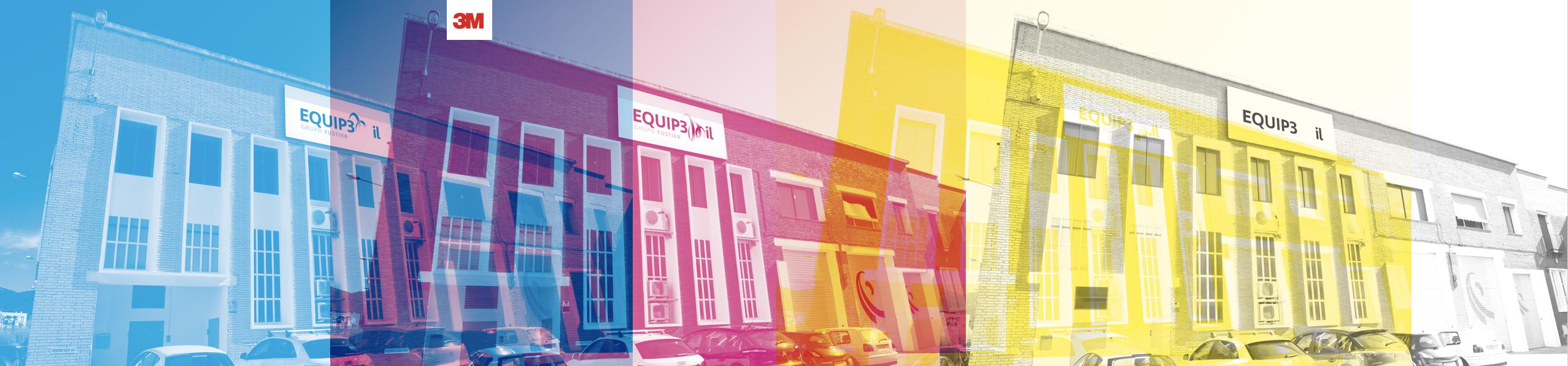 Equip 3000 expertos en la fabricación de etiquetas adhesivas y no adhesivas para todos los sectores y aplicaciones