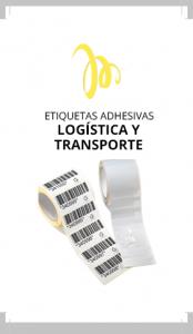 equip3000 etiquetas adhesivas logística y transporte