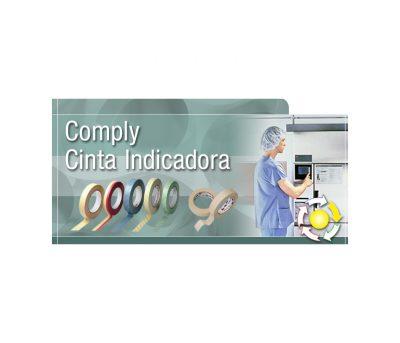 Equip 3000 presenta la cinta adhesiva indicadora 3M Comply para la esterilización de equipamiento quirúrgico