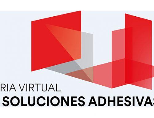 Equip 3000 participa en el Primer Encuentro Virtual Sobre Soluciones Adhesivas
