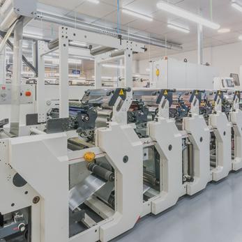Fabricación etiquetas con tecnología Flexo UV