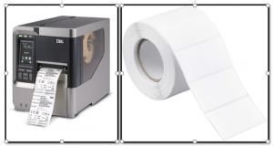 Impresora y Etiquetas Imprimibles