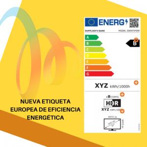 NUEVA ETIQUETA EFICIENCIA ENERGÉTICA